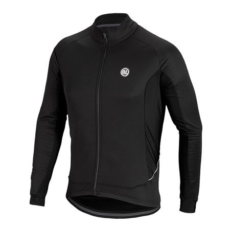Picture of JAKNA BICYCLE LINE FIANDRE THERMAL BLACK