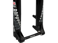 """Picture of VILICA ROCKSHOX 35 GOLD RL 27.5"""" 160 TAPERED BOOST BLK"""