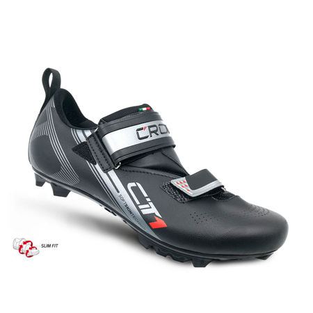 Picture of CIPELE CRONO CT-1-17 MTB NYLON BLACK