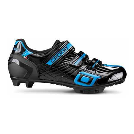 Picture of CIPELE CRONO CX-4-19 MTB NYLON BLACK-BLUE