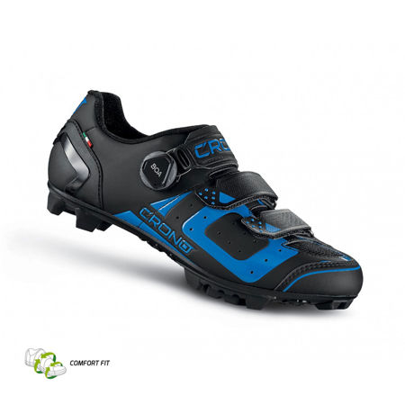 Picture of CIPELE CRONO CX-3-19 MTB NYLON BLACK-BLUE