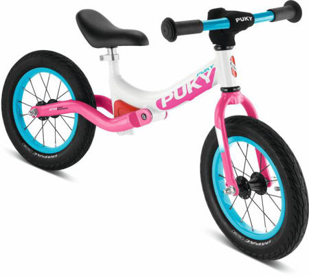 Picture of Puky guralica LR RIDE WHITE/PINK