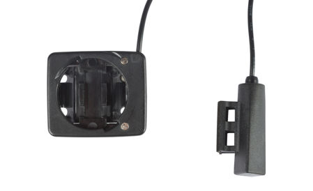 Picture of Nosač za volan RFR WIRED Black 14041