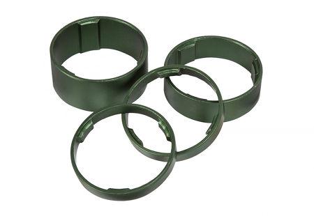 """Picture of Odstojni prsten Cube 1 1/8"""" 5/10/15 zeleni"""