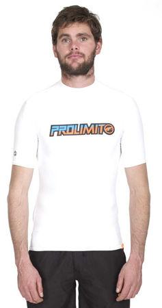 Picture of Prolimit Multilogo lycra SA kratki rukav