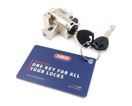 Picture of Brava za bateriju Bosch na ramu Abus 2100700