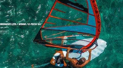 Picture of 7bofora ti nudi komplet ponudu za Foil windsurfing!!!