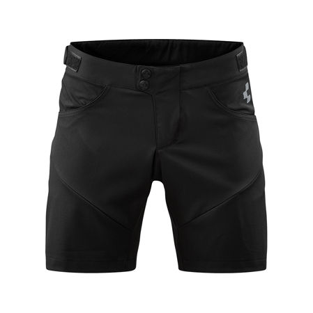 Picture of HLAČICE CUBE TOUR BAGGY WS + LINER BLACK 11286