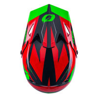 Picture of Kaciga O'Neal Sonus Strike red/grey/green