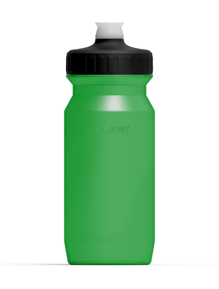 Picture of BIDON CUBE FEATHER 500ML GREEN 12965