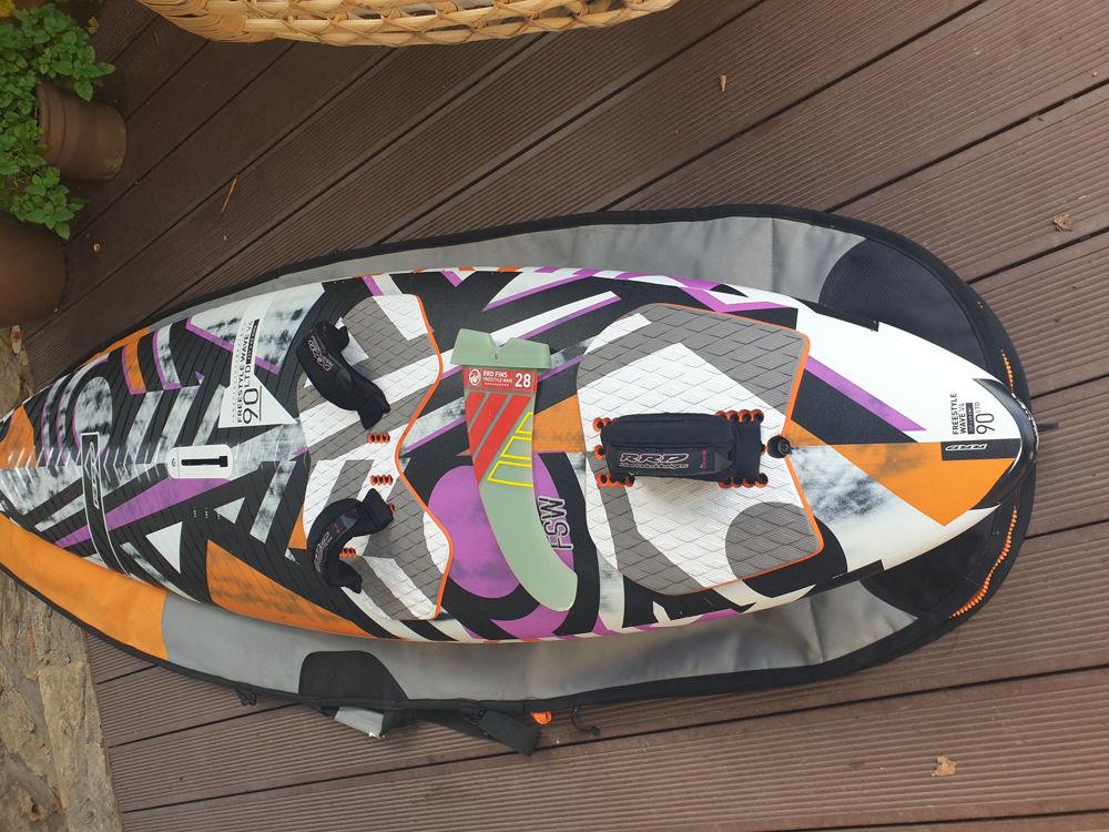 Picture of Daska RRD Freestyle wave LTD 90lit
