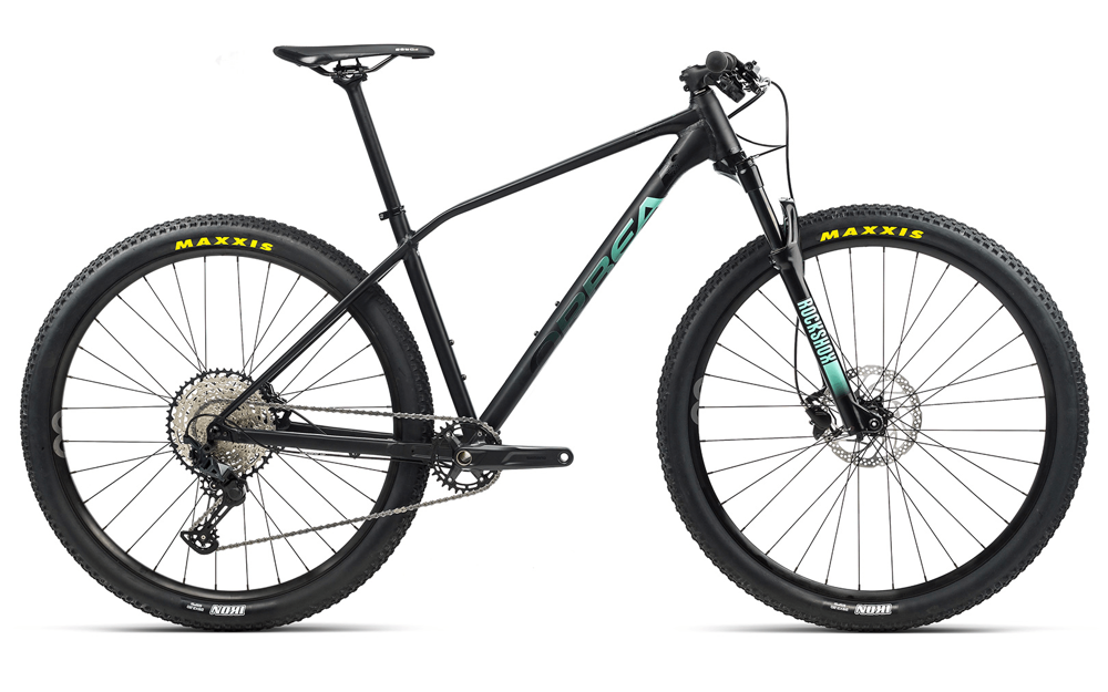Picture of ORBEA ALMA H20 BLACK-GREEN 2021