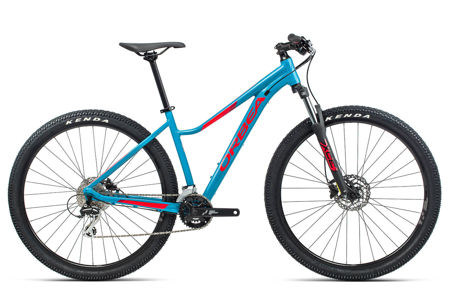 Picture of ORBEA MX 27 ENT 50 BLUE-RED 2021